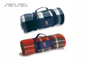 Roll Up Picnic Blankets
