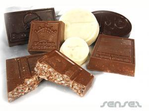 Custom Shaped Schokolade Reis Crackles
