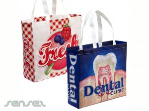 Full Colour Printed Nonwoven Bags (37x35cm)