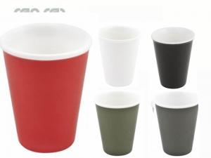 Ceramic Cafe Latte Mugs (200ml)