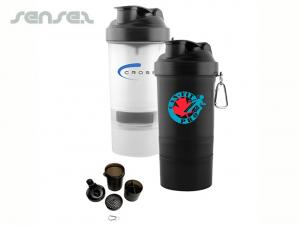 Sports Multi Shakers (400ml)