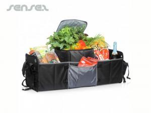 Kofferraum-Organizer mit Kühler
