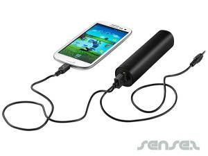 Zoom Speaker Power Banks with Phone Stand