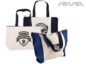 Calico Zip Bags