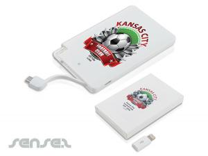Picture Card Power Banks (2200 mAh)