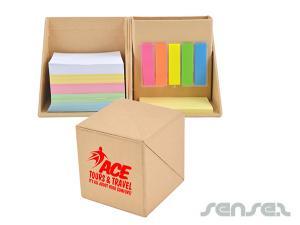 Folding Desk Cubes