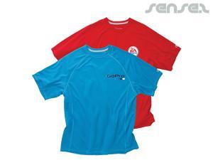 Die Leistung der Männer T-Shirts