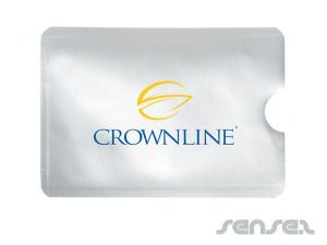 RFID Card Protection Sleeves