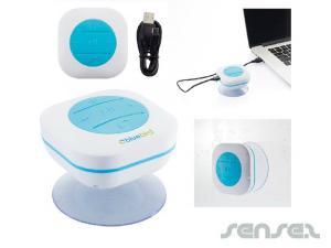 Dusche Lautsprecher