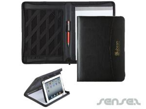Leather Look Tablet Compendiums