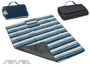 Striped Faltbare Picknickdecken