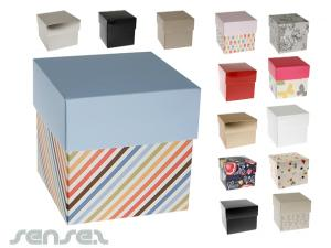 Cardboard Gift Boxes (10x10cm)