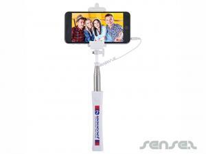 Wired Selfie Sticks
