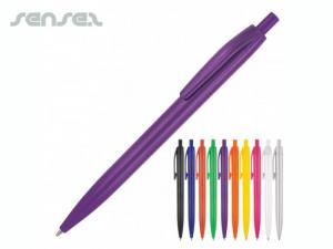 Cheap Lacey Plastic Pens