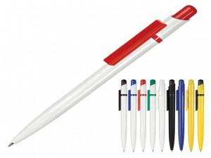 Cheap Qualtiy White Plastic Pens