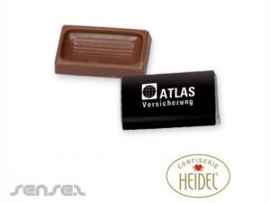 Mini Schokoladen Tafeln (3,2g)