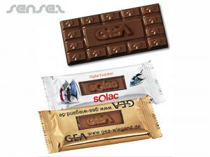 Logo Chocolate Bars (16g)
