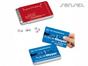 Mint Businesscard Tins (20g)