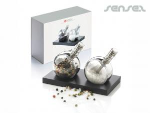 On Trend Salt and Pepper Shakers