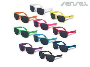 Cheap Plastic Miami Sunglasses