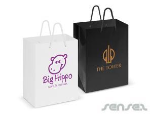Laminated Paper Bags (Medium)