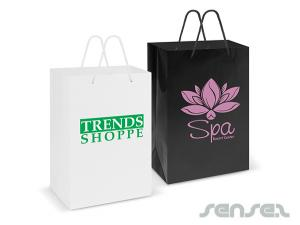 Laminated Paper Bags (Large)