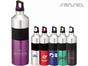 Tritone Aluminum Sports Bottles (750ml)
