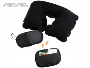 Travel Pillow with Eyemask Kits