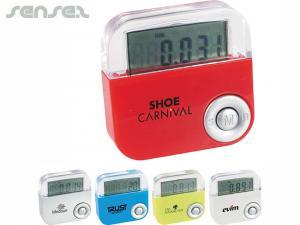 LCD Pedometers