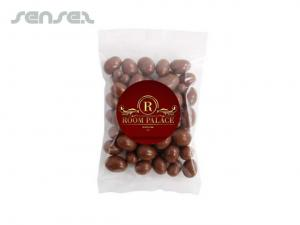 Large Chocolate m&m, Peanuts or Sultanas Bags (100g)