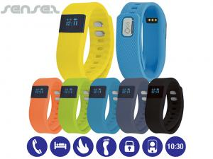Monitor Fitness Bands