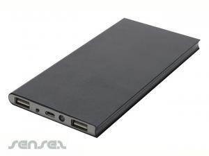 Slimline Exekutiv Powerbanks (10.000 mAh)