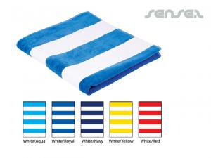 Striped Beach Towels