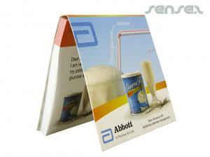Sticky Notes mit Covers (75mm x 127mm)
