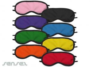 Bedruckte Schlafmasken