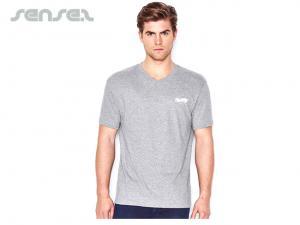 V-Ausschnitt T-Shirts (Herren)