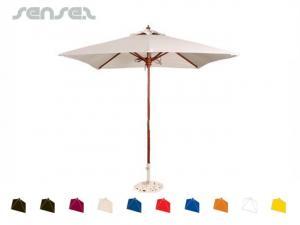Square Market Umbrellas (2M)