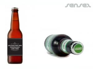 Custom Beer Bottles (330ml)