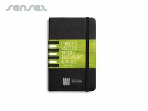Pocket Size Moleskine Notepads (A6)