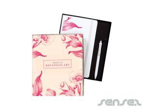 Geschenkboxen für Moleskine Notizbuch (A5)
