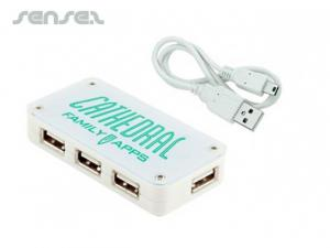 4-Port USB Hubs