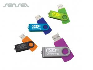 Mix & Match Folding Flash Drives (2GB)