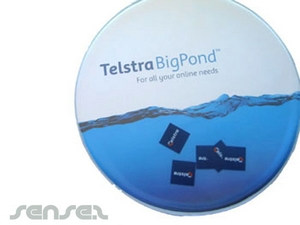 Liquid Filled Mouse Pads