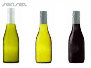 Australischer Piccolo Sekt und Mini Wein