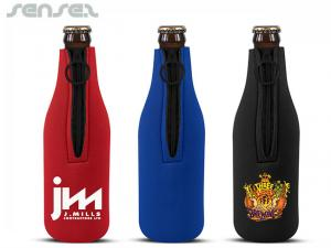 Zippered Bottle Coolers