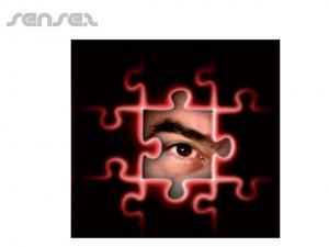 Platz magnetische Puzzlen (140 x 140mm)