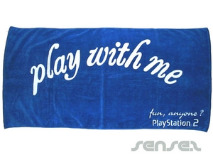 Beach Towels (economy 350gsm)