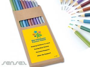 Eco Färbung Bleistift-Sets