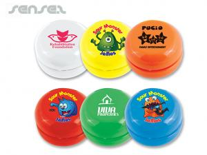 Full Colour Print Yo-Yo's