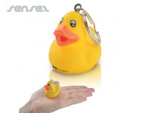 Rubber Duck Keyrings